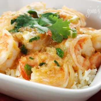Image for Thai Coconut Curry Shrimp