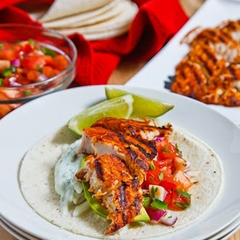 Image for Chipotle Lime Fish Tacos