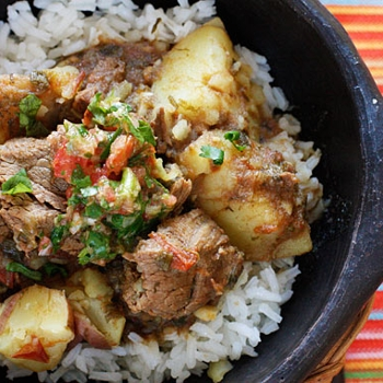 Image for Carne Guisada (Latin Beef Stew)