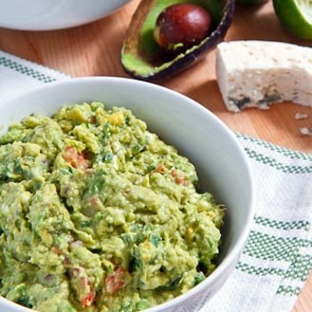 Image for Blue Cheese Guacamole