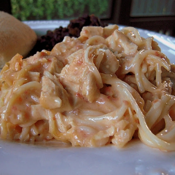 Image for Rotel Chicken Spaghetti