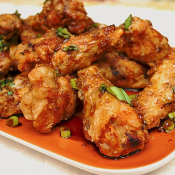 Image for Korean Style Chicken Wings