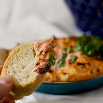 Image for Warm Tomato Basil Dip