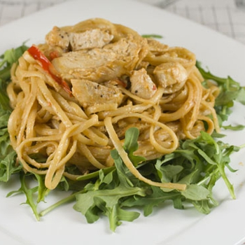Image for Sesame Chicken Noodle Salad