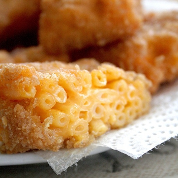Image for Deep Fried Macaroni and Cheese Bites
