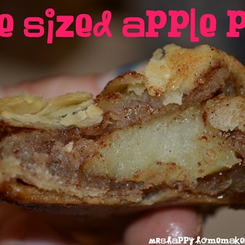 Image for Bite Sized Apple Pies {5 Ingredients}