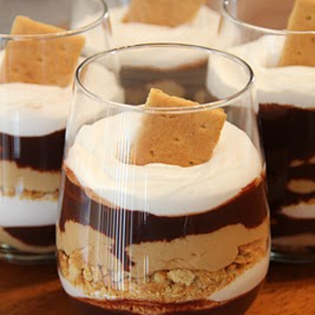 Image for Chocolate Peanut Butter Parfait
