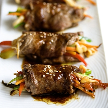 Image for Pan Seared Steak Rolls