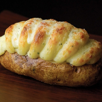 Image for Twice-Baked Potatoes with Irish Cheddar