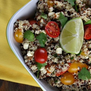 Image for Mexican Quinoa Salad