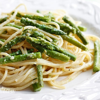Image for Pasta with Asparagus