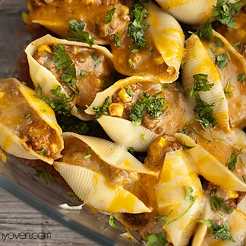 Image for Taco Stuffed Shells