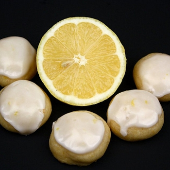 Image for Lemon Drop Cookies