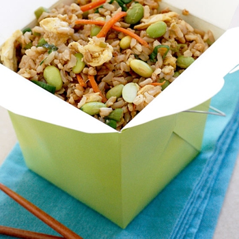 Image for Asian Edamame Fried Rice