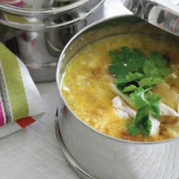 Image for Sweet corn and chicken soup