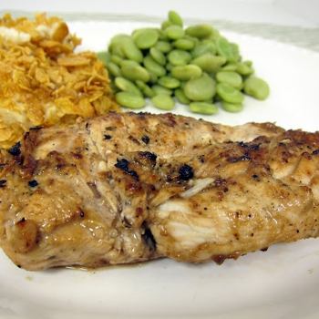 Image for Dijon Balsamic Grilled Chicken
