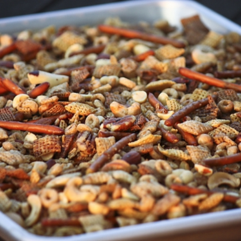 Image for Slow Cooker Chex Mix