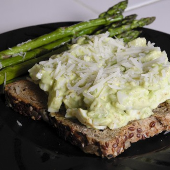 Image for Avocado Egg Salad