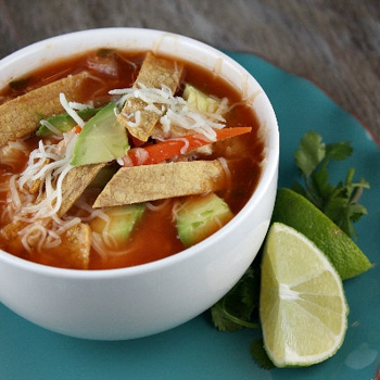 Image for Chicken Tortilla Soup