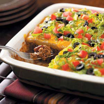 Image for Taco Casserole Recipe