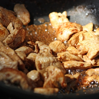 Image for Asian Peanut Noodles with Chicken – Lightened Up
