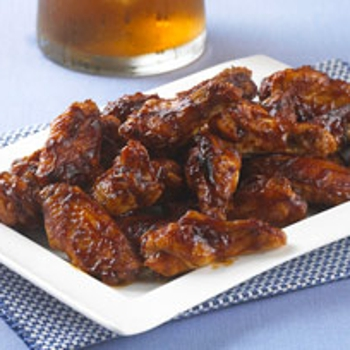 Image for BBQ Chicken Wings