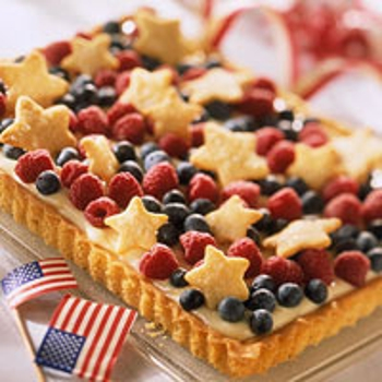 Image for Red, White, and Blue Tart
