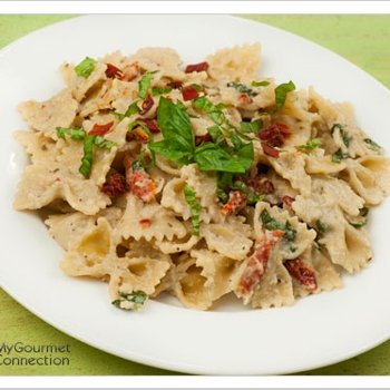 Image for Farfalle with Artichoke Sauce