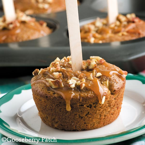 Image for Taffy Apple Cupcakes