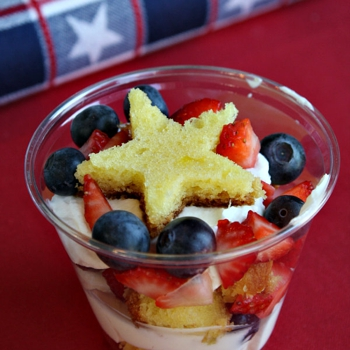Image for 4th of July Fresh Berry Trifles