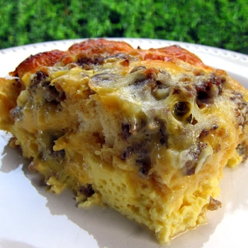Image for Bubble Up Breakfast Casserole