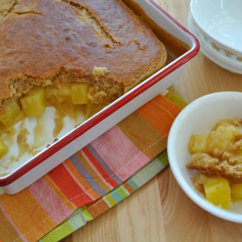 Image for Pineapple Cobbler