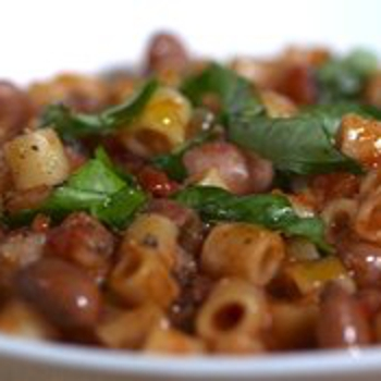 Image for Fabio's Pasta and Bean Soup