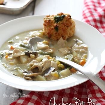 Image for Chicken Pot Pie Soup