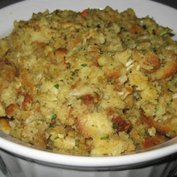 Image for My Mom's Perfect Thanksgiving Stuffing