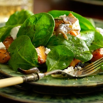 Image for Roasted Sweet Potato and Feta Salad
