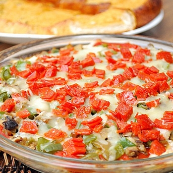 Image for Hot Pizza Dip