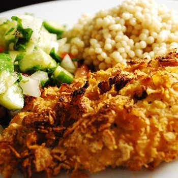 Image for Baked Ranch Chicken