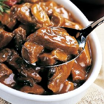 Image for Beef Tips in Mushroom Sauce Crock Pot Recipe