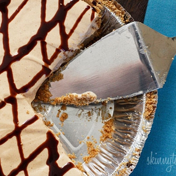 Image for Skinny No-Bake Peanut Butter Pie