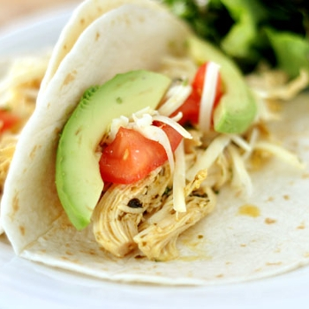 Image for Chipotle Chicken Tacos