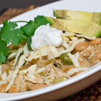 Image for White Chicken Chili