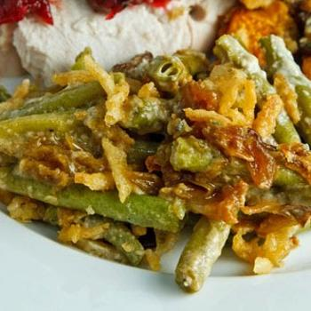 Image for Blue Cheese Green Bean Casserole