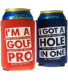 Golf Beer Koozies