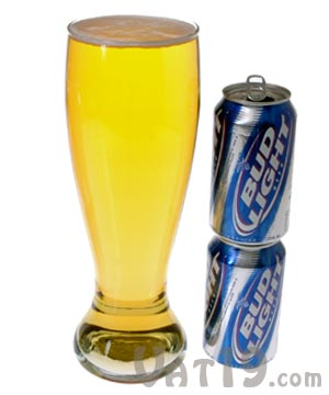 5-for-1 Giant Beer Glass