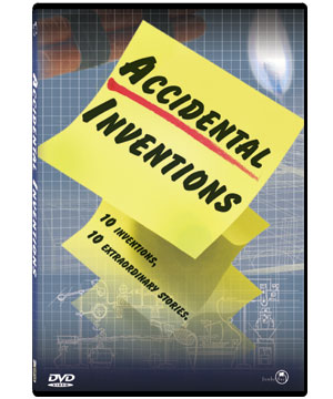 Accidental Inventions DVD