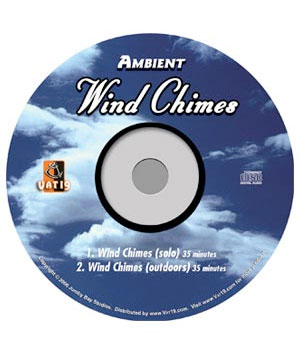 Ambient Windchimes CD