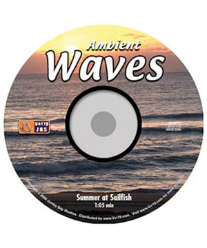 Ambient Waves CD
