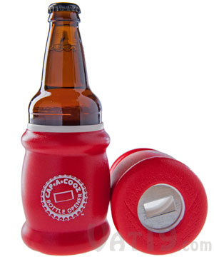 Cap-a-Cooz Bottle Opener