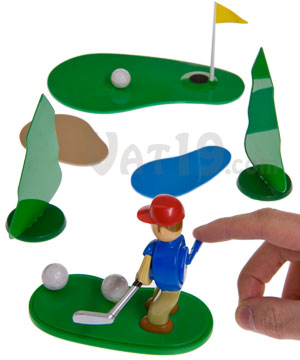 Chip Shotz Desktop Golf Game